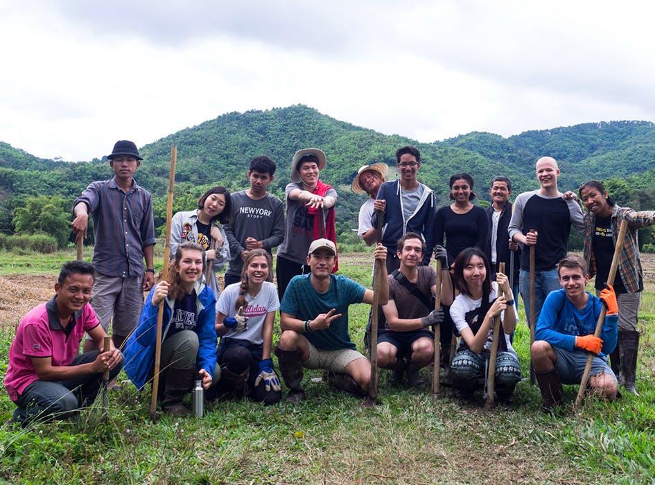 Outdoor Work Volunteer Project in Thailand - Chiang Rai