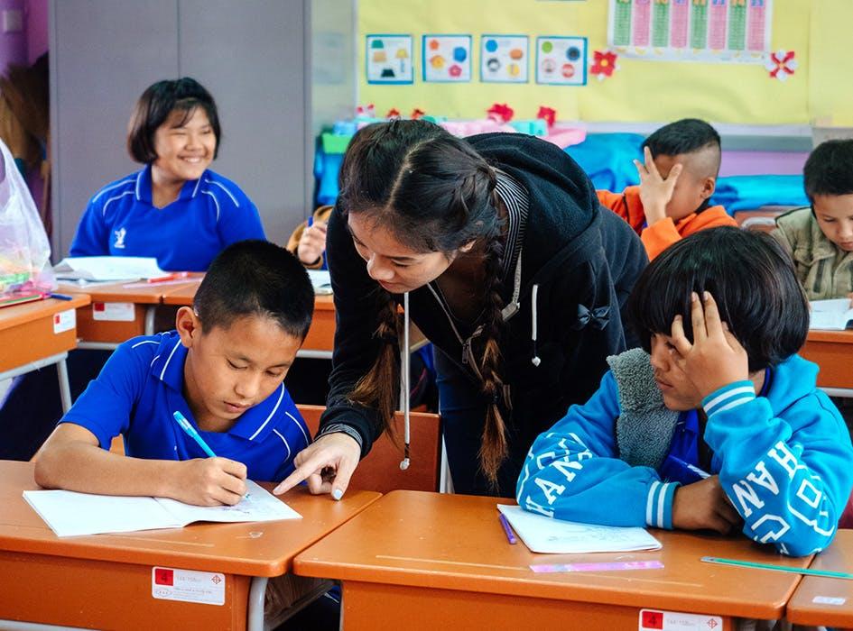 Teaching English Volunteer Project in Thailand - Chiang Rai