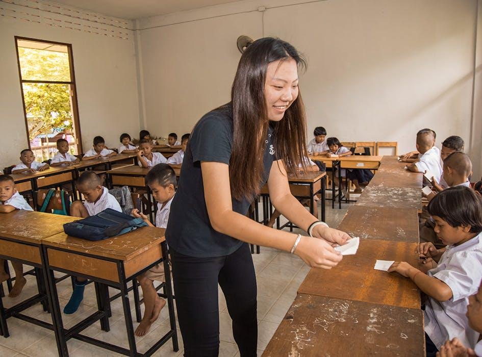 Teaching English Volunteer Project in Thailand - Hua Hin