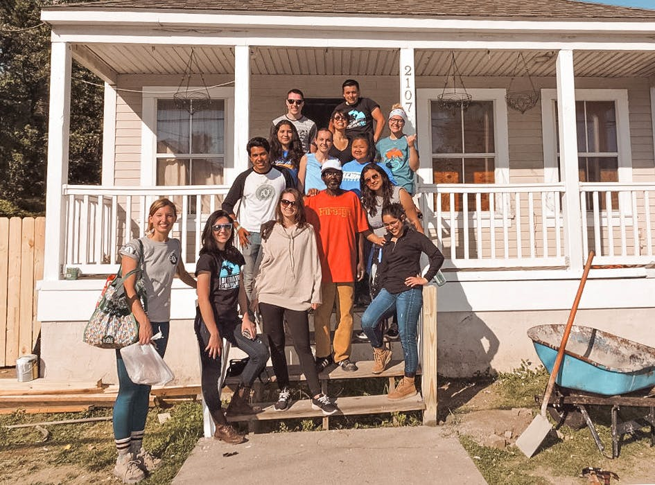 Construction and Renovation Volunteer Project in the USA - New Orleans
