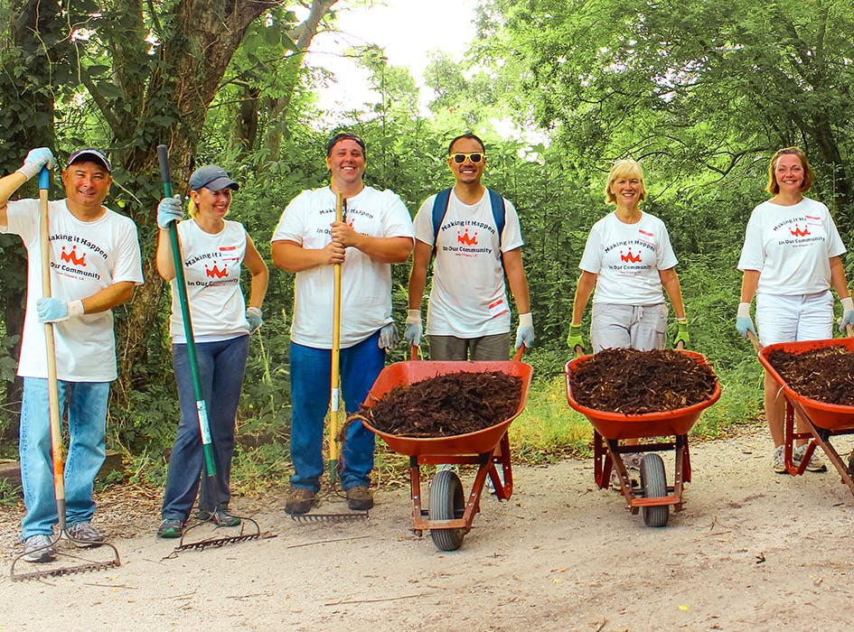 Environmental Sustainability Volunteer Project in the USA - New Orleans