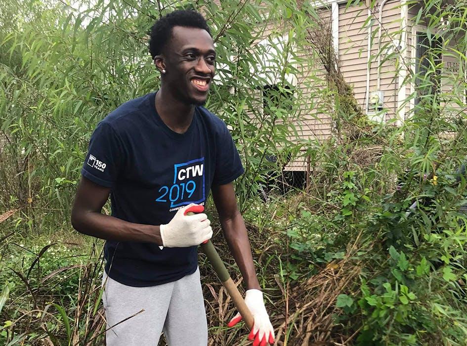 Environmental Sustainability Volunteer Project in the USA - Philadelphia
