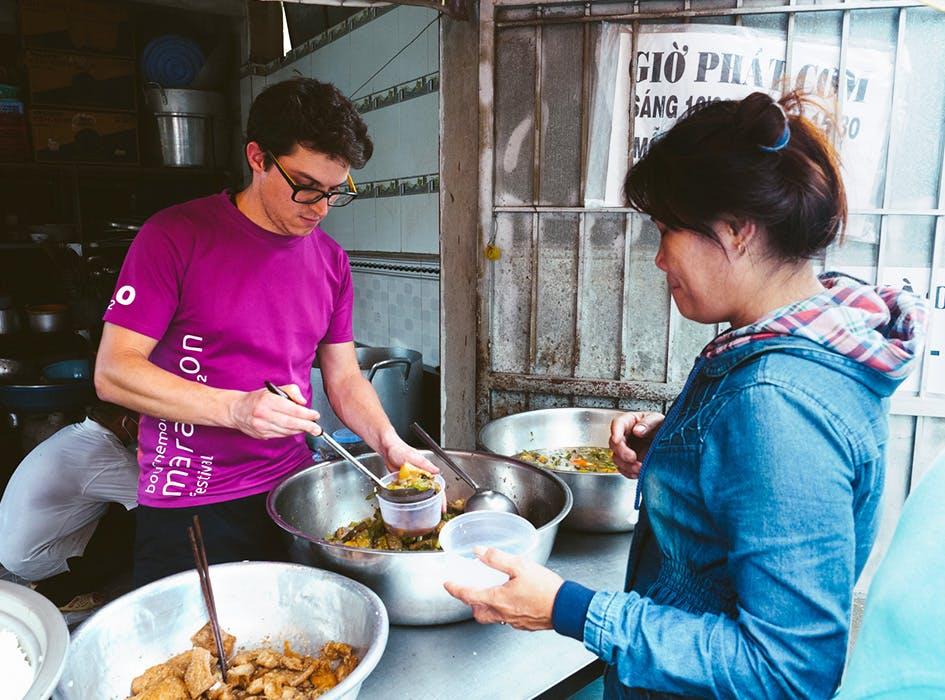 Food Outreach Volunteer Program in Vietnam - Ho Chi Minh City