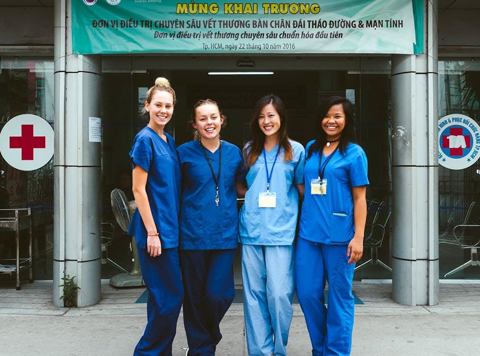 Medical Volunteer Program in Vietnam - Ho Chi Minh City