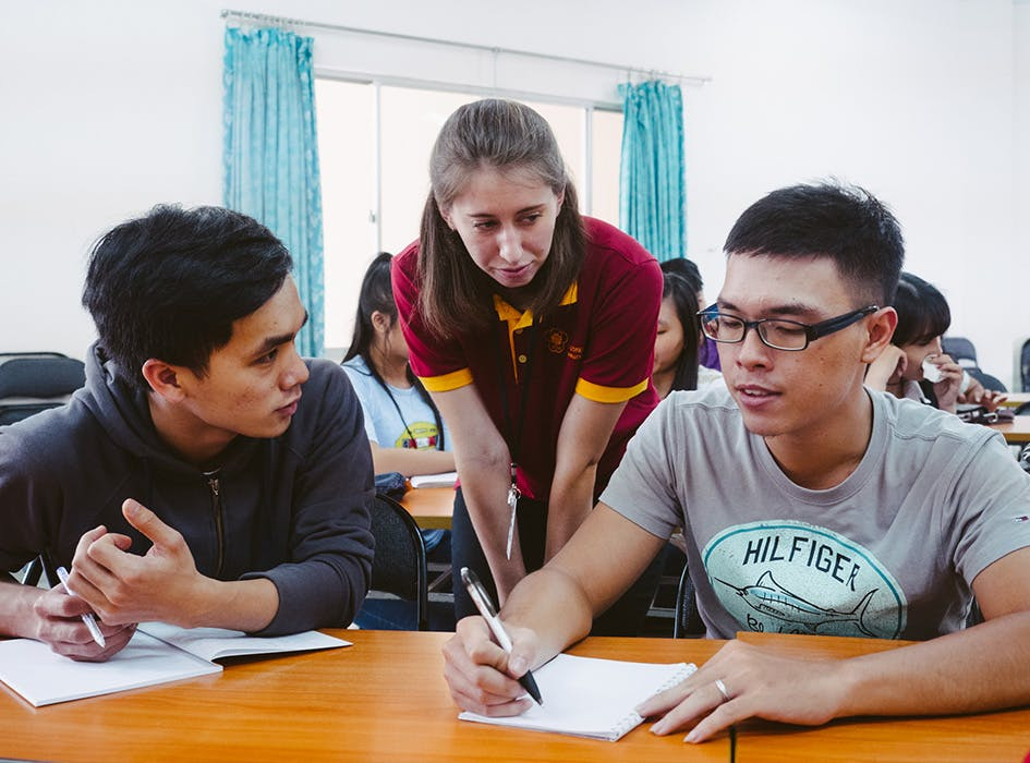Teaching English Volunteer Program in Vietnam - Ho Chi Minh City