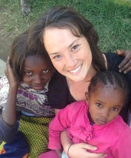 IVHQ Volunteer of the Year Finalist 2014 - Hana Kitamura