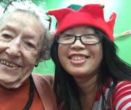 IVHQ Volunteer of the Year Finalist - Venesia Wan