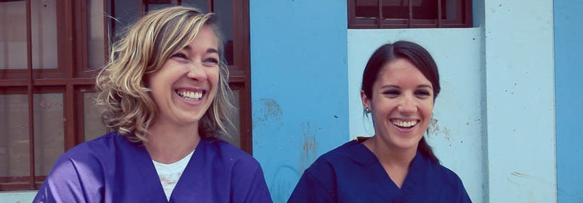 Watch IVHQ volunteers abroad in Cusco, Peru