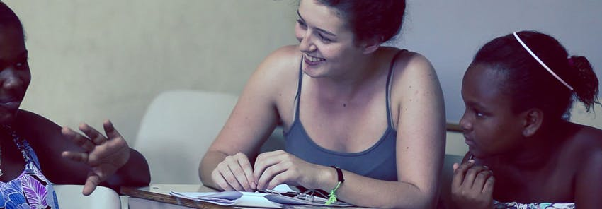 Watch IVHQ volunteers abroad in Brazil