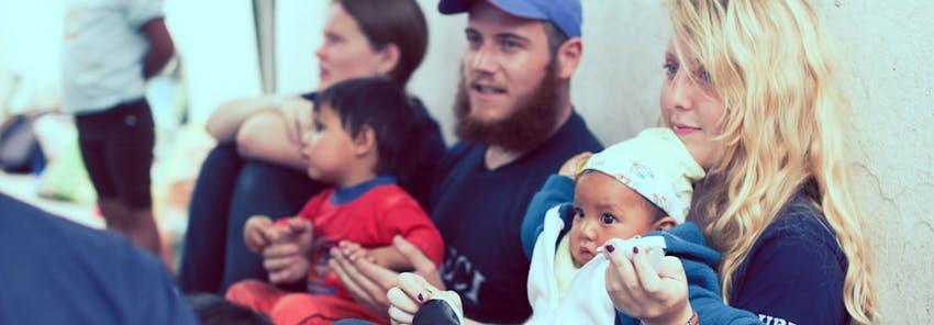 Watch IVHQ volunteers abroad in Ecuador