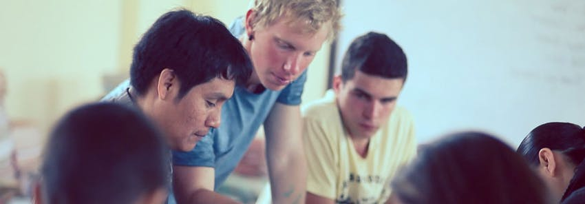 Watch IVHQ volunteers abroad in Lima, Peru