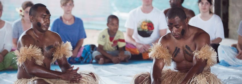 Watch British IVHQ volunteers abroad in Fiji