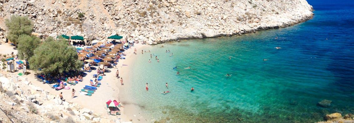 Watch IVHQ volunteers abroad in Greece