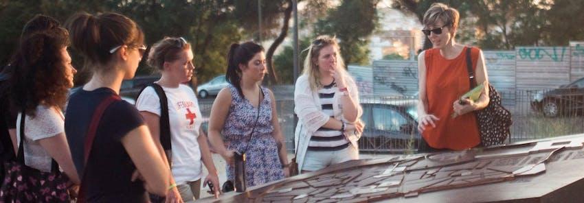 Watch IVHQ volunteers abroad in Spain